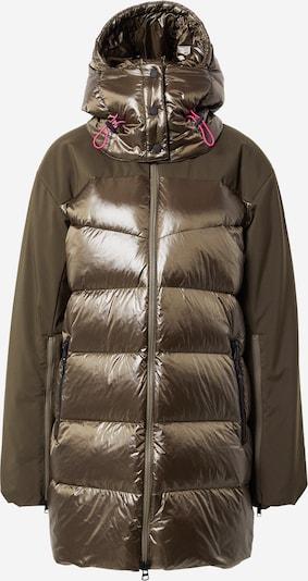Bogner Fire + Ice Winterjas 'TASHA' in de kleur Kaki / Zwart, Productweergave