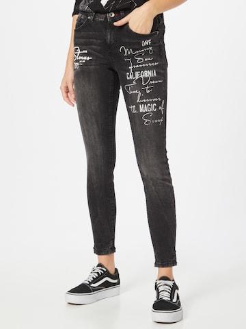 Soccx Jeans in Grau