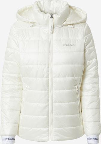 Calvin Klein Jacke - biela