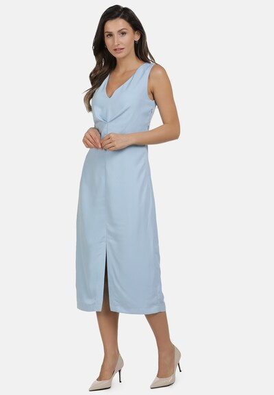 usha BLACK LABEL Kleid in hellblau, Modelansicht