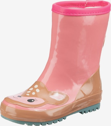 MAXIMO Gummistiefel in Pink