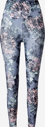 Marika Športne hlače | temno modra / svetlo siva / roza barva, Prikaz izdelka