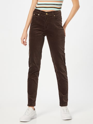 Claire Jeans 'Janina' in Bruin