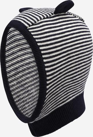 PETIT BATEAU Mütze 'CAGOULE' in Weiß