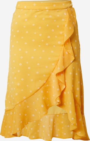 Jupe 'Briska' LeGer by Lena Gercke en jaune