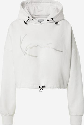 Karl Kani Sudadera en plata / blanco, Vista del producto