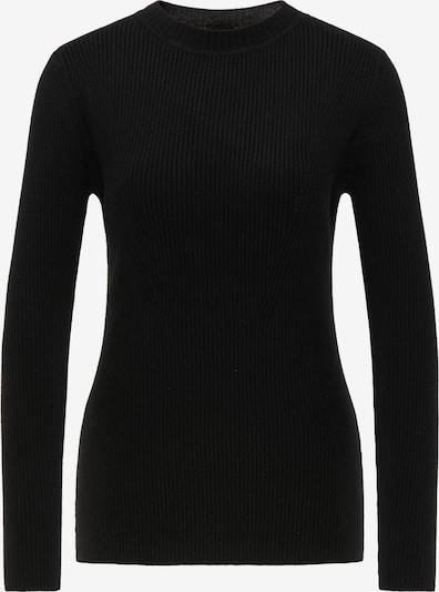 DreiMaster Klassik Pullover in schwarz, Produktansicht