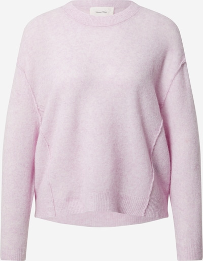 AMERICAN VINTAGE Pullover in rosa, Produktansicht
