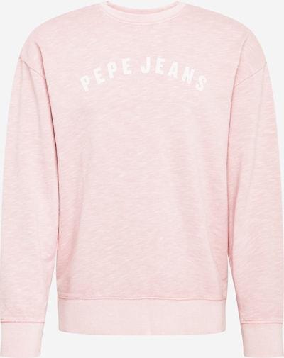 Pepe Jeans Mikina 'MALIK' - růžová / bílá, Produkt