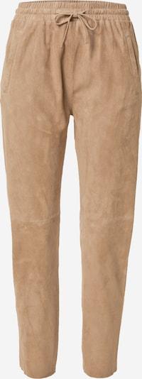 OAKWOOD Παντελόνι 'GIFT' σε ανοικτό μπεζ, Άποψη προϊόντος