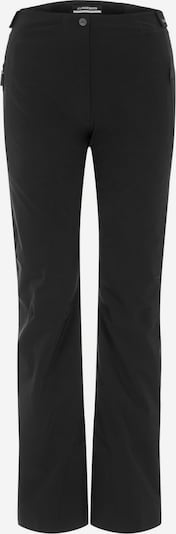 J.Lindeberg Pantalon outdoor en noir, Vue avec produit