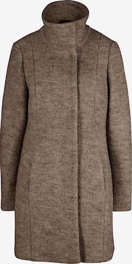heine Manteau d'hiver en taupe: Vue de face