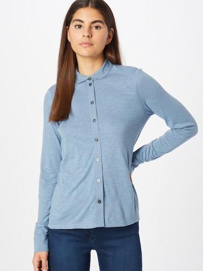 Marc O'Polo Blouse in Light blue, View model