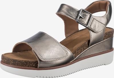 CLARKS Sandale  'Lizby' in gold, Produktansicht