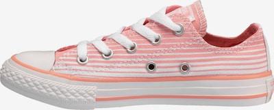 CONVERSE Sneaker in koralle / weiß, Produktansicht