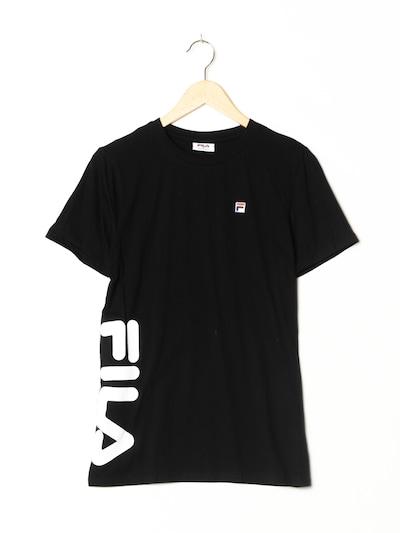FILA Sport T-Shirt in XS-S in schwarz, Produktansicht