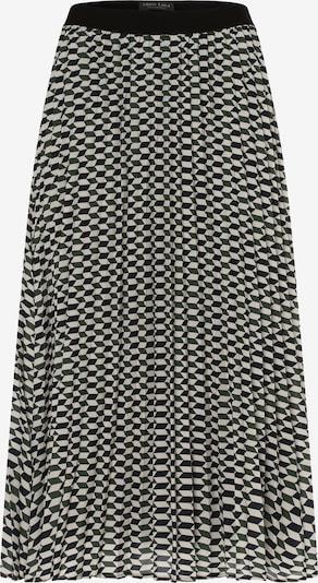 Marie Lund Rock in schwarz / weiß, Produktansicht