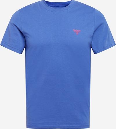 Barbour Beacon Тениска в кралско синьо / пъпеш, Преглед на продукта