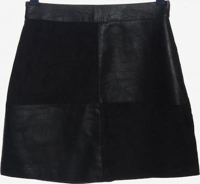PARAPHRASE Kunstlederrock in S in schwarz, Produktansicht
