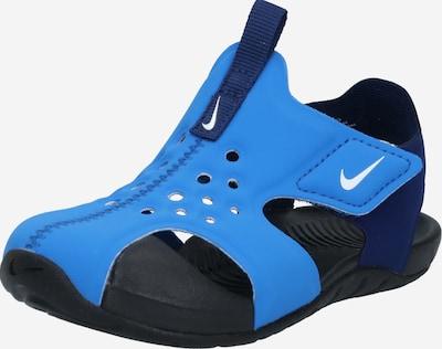Nike Sportswear Badesandale in blau, Produktansicht