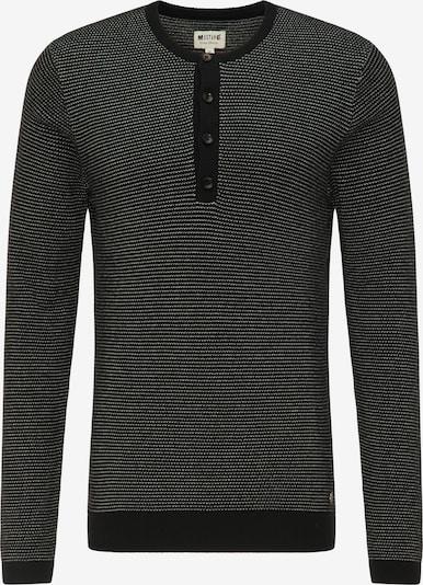 MUSTANG Pullover in schwarz, Produktansicht