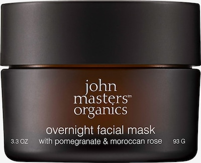 john masters organics Maske 'Overnight Facial Mask with Pomegranate & Moroccan Rose' in weiß, Produktansicht