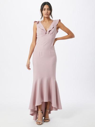 Chi Chi London Kleid 'Zuri' in rosa, Modelansicht