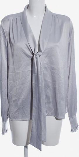 phard Langarm-Bluse in M in silber, Produktansicht