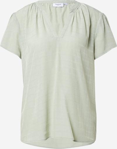 Bluză 'Haritta' SAINT TROPEZ pe verde pastel, Vizualizare produs