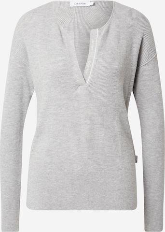 Calvin Klein Pullover in Grau