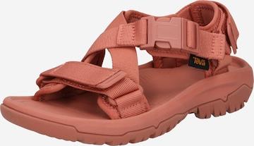 TEVA Sandals in Orange