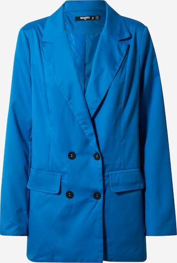 Missguided Blazer en bleu, Vue avec produit