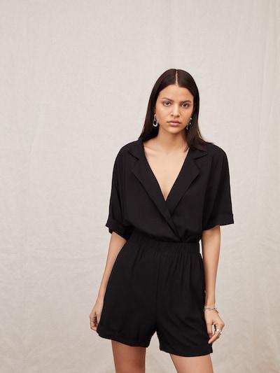 LeGer by Lena Gercke Overal 'Nuria' - černá, Model/ka