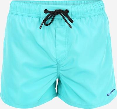 DIESEL Plavecké šortky 'Sandy' - tyrkysová, Produkt