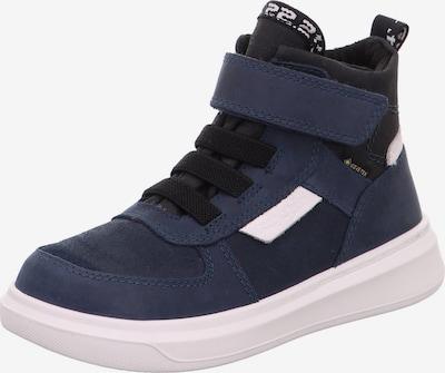 SUPERFIT Sneaker 'COSMO' en blau / weiß, Vue avec produit