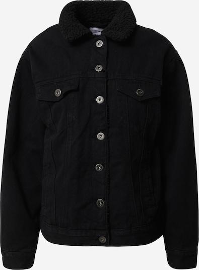 Cotton On Jacke in schwarz, Produktansicht