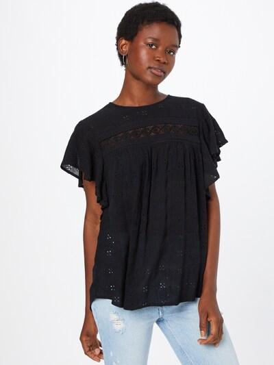 ESPRIT Bluse in schwarz, Modelansicht