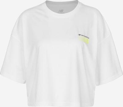new balance T-Shirt ' WT01525 ' in weiß, Produktansicht