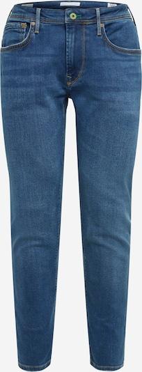 Pepe Jeans Jean 'STANLEY' en bleu foncé, Vue avec produit