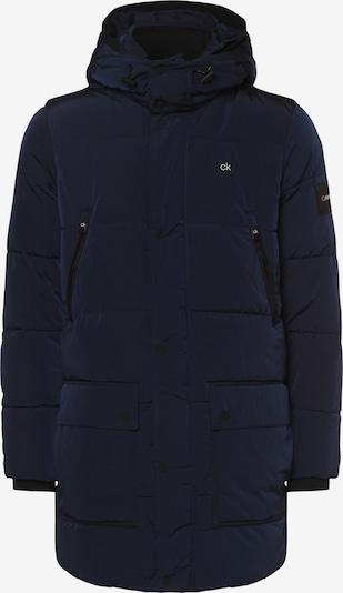 Calvin Klein Wintermantel in blau, Produktansicht