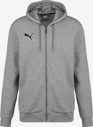 PUMA Trainingsjacke 'TeamGOAL 23 Casuals' in grau, Produktansicht