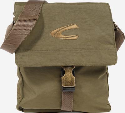 Rankinė su ilgu dirželiu 'Journey' iš CAMEL ACTIVE, spalva – rusvai žalia, Prekių apžvalga