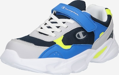 Champion Authentic Athletic Apparel Sneaker 'PHILLY' in navy / limone / hellgrau / weiß, Produktansicht