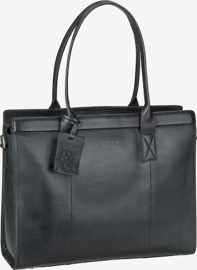 Burkely Handtasche  ' Suburb Seth' in schwarz, Produktansicht