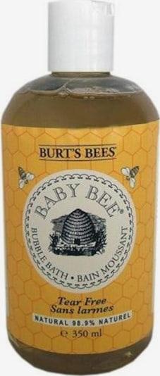 BURT'S BEES Bubble Bath in braun / gelb, Produktansicht