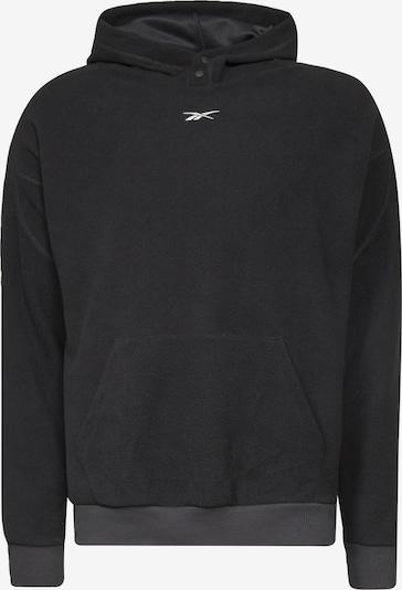 Reebok Sport Hoodie in schwarz, Produktansicht