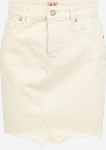 Only Tall Skirt 'SKY' in Beige