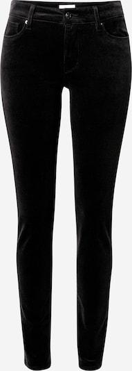 s.Oliver Pantalon en noir, Vue avec produit