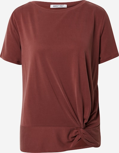ABOUT YOU Shirt 'Silva' in de kleur Roestbruin, Productweergave