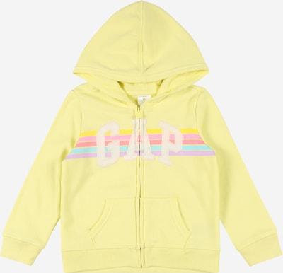 GAP Tepláková bunda - limetková / zmiešané farby, Produkt